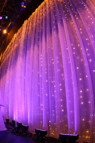 Led drapes for the holidays sew what inc rent what inc blog