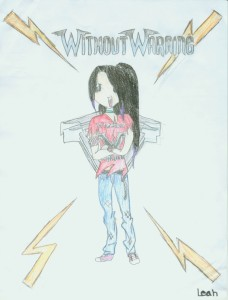 Without Warning Girl by Leah