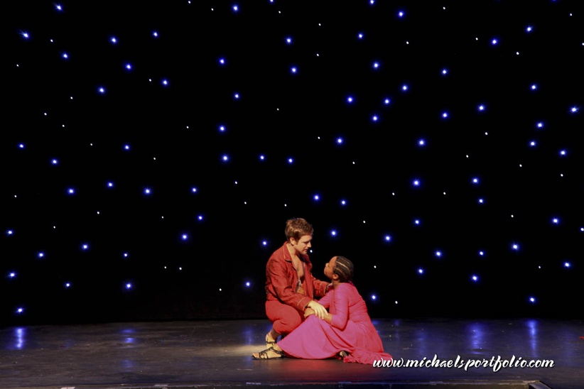 Led Stardrops Are Ideal For Adding Sparkle To Theater And