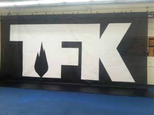 TFK-digital-mesh-backdrop-in-process