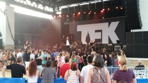 TFK-digital-mesh-backdrop-on-stage-2