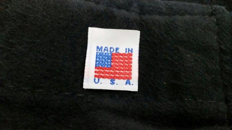 Made In USA--label