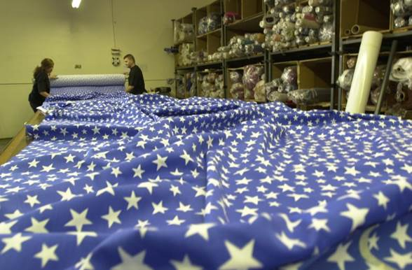 Starry-Fabric