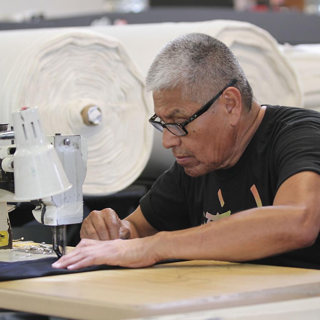 Alberto-Sewing