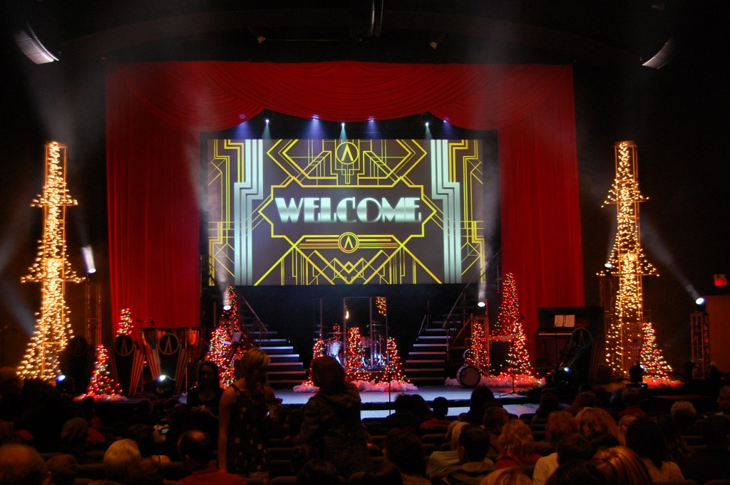 unique stage design ideas for upcoming holiday events - Concert Stage Design Ideas