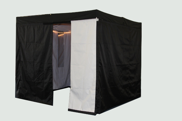 Our Ingenious Pop Up Portable Dressing Room Kits Give You Easy Privacy