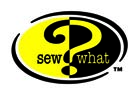 Sew What? Inc. Logo