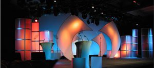 Sew What? Concept, stage curtains, stage drapes, theatrical drapery, stage backdrops, curtain tracks